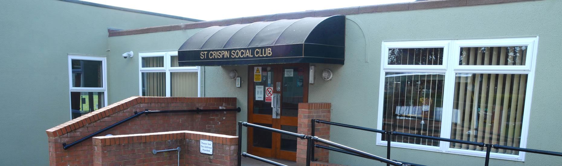 St Crispin Social Club Slider Image