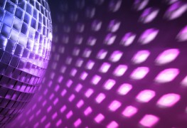 Disco at St Crispin Social Club